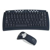 E3178 - Gyration GC215MCKUK GO Compact Suite 2.4GHz In Air Cordless Optical Gyro-Mouse & Compact Keyboard Re for All Laptops