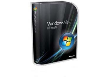 VISULT64OEM - Microsoft Windows Vista Ultimate 64 Bit OEM Vista Software OEM for All Laptops